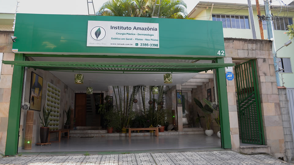 Sobre o Instituto Amazônia