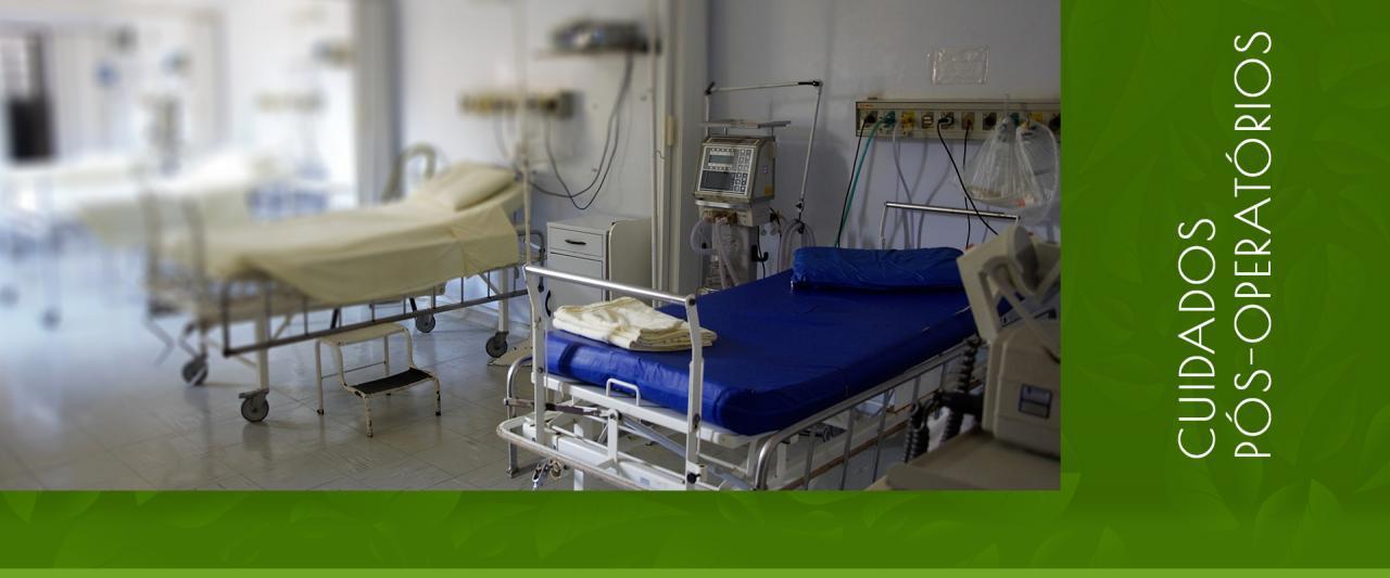 Cuidados pós-operatórios são fundamentais para sucesso da cirurgia