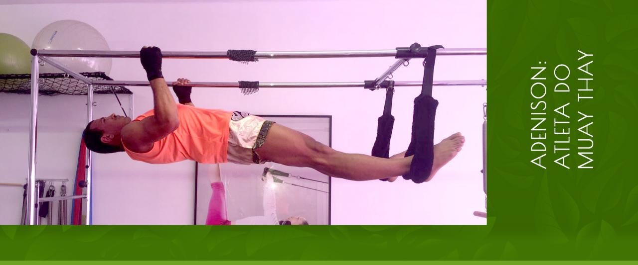 Pilates contribui para condicionamento físico de atletas