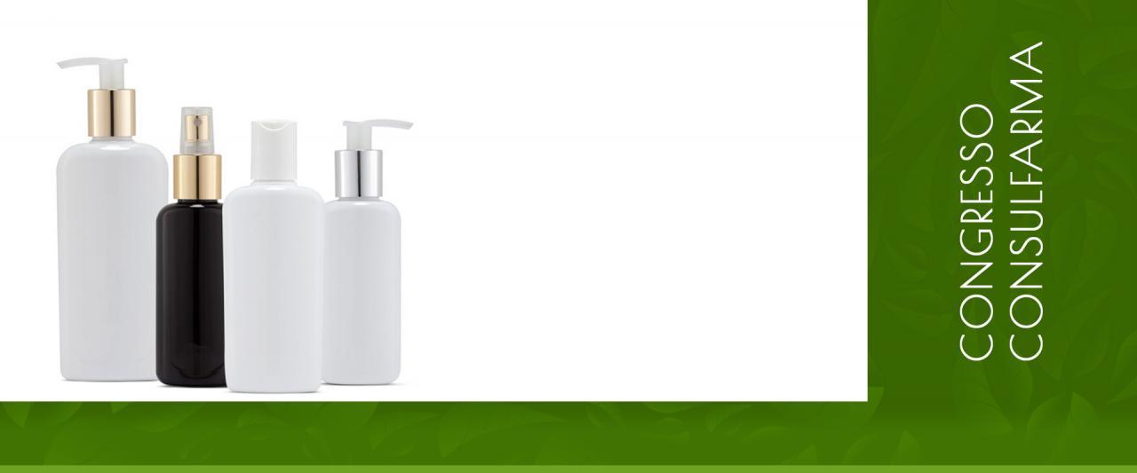 Novidades no mercado de cosméticos