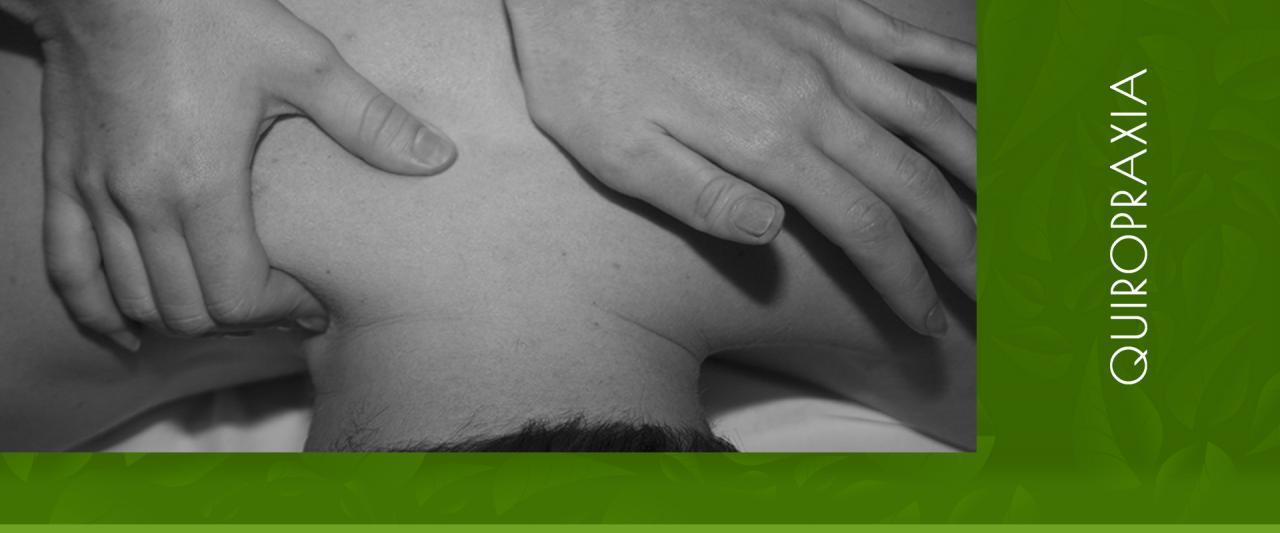Novidade no Instituto Amazônia: Quiropraxia