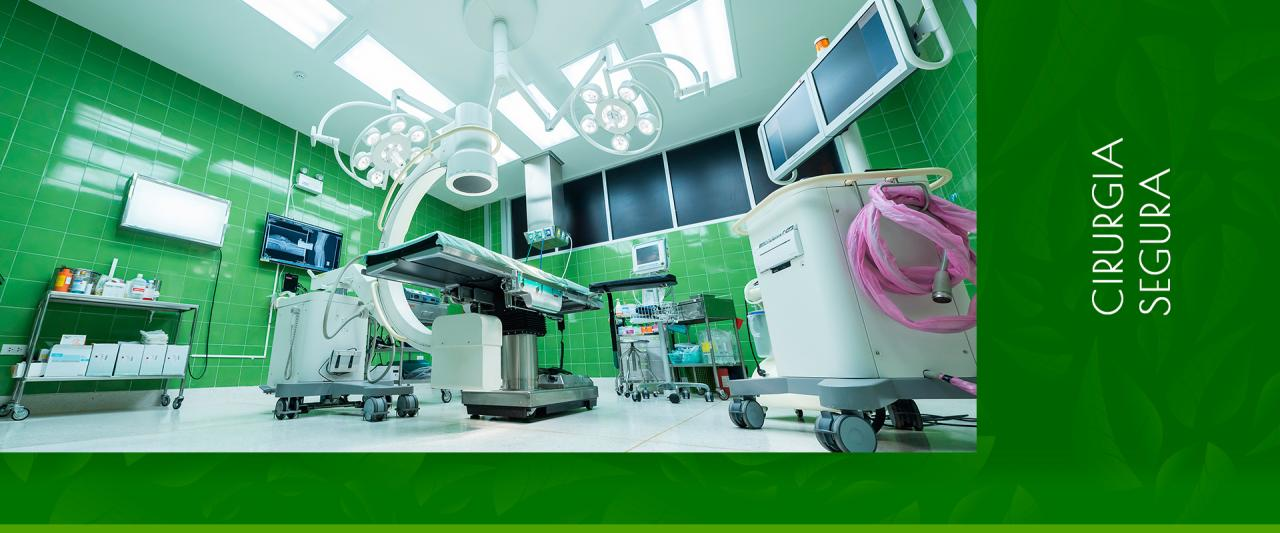 Conheça o Protocolo Cirurgia Segura